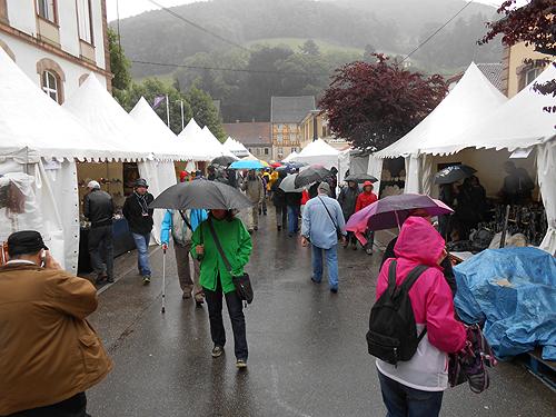 Sainte Marie-aux-Mines Mineral show 2013