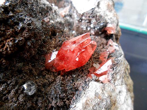 Rhodochrosite from Ancash, Peru for sale