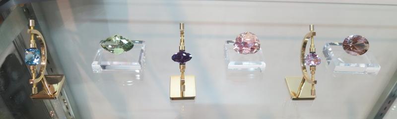 More cut gemstones by Victor Tuzlukov
