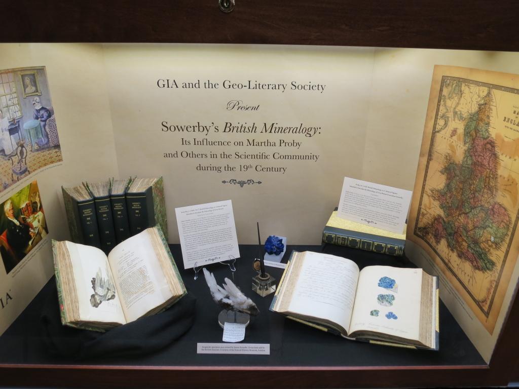 Sowerby's British Mineralogy 5 Volume Set