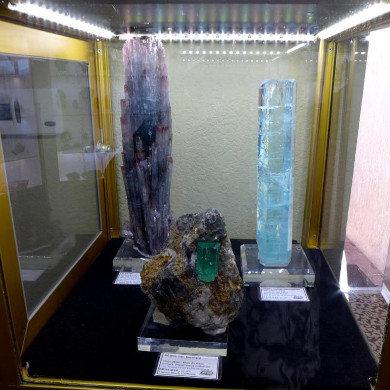 Kristalle stunning gem minerals
