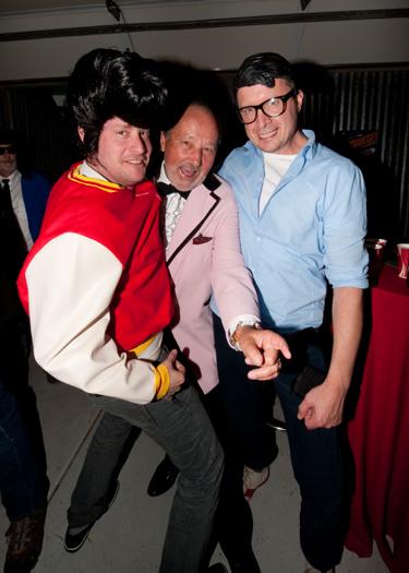 Chris Keilmann, Kirby Siber and Alan Hart