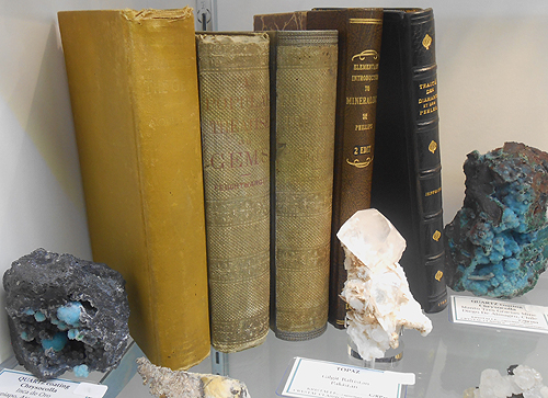 Rare, collectible and out of print mineral books - come in and see what we have available, some are marked at keystone prices in our wholesale section!
