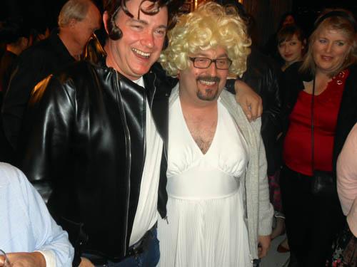 Ian welcomes the other Marilyn Monroe -TomaszPraszkierofSpiriferMinerals