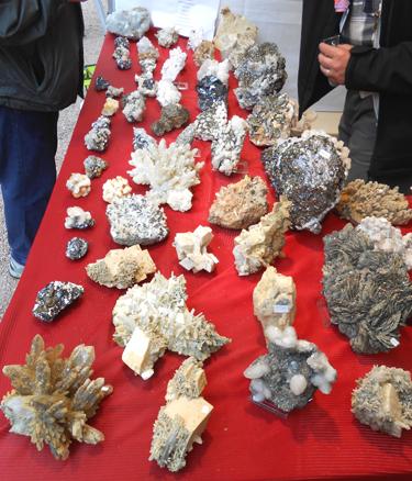 minerals from Trepča.