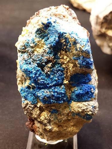 Diaboleite from Rowley Mine, Arizona