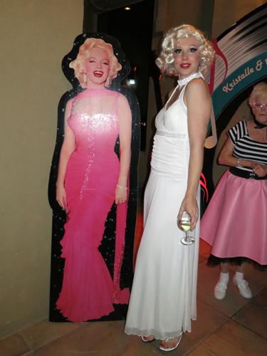 Marilyn and Marilyn