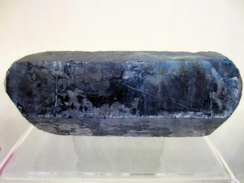 A large Fluorapatite from Ipira, Bahia, Brazil.