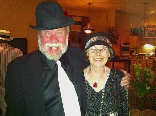 Wayne and Frances Flynn
