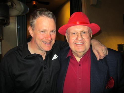 Ian and Frank Dzubeck