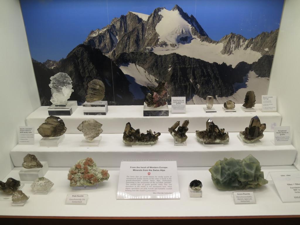Alpine display by Siber + Siber