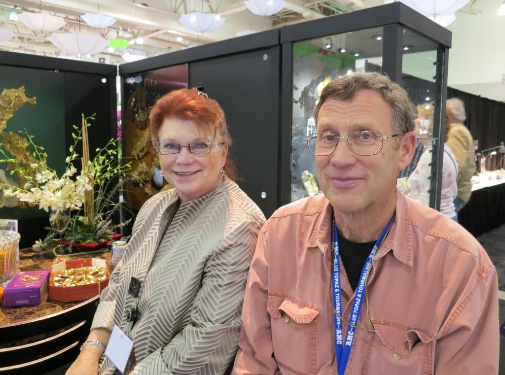 Tana and Steve Maslansky