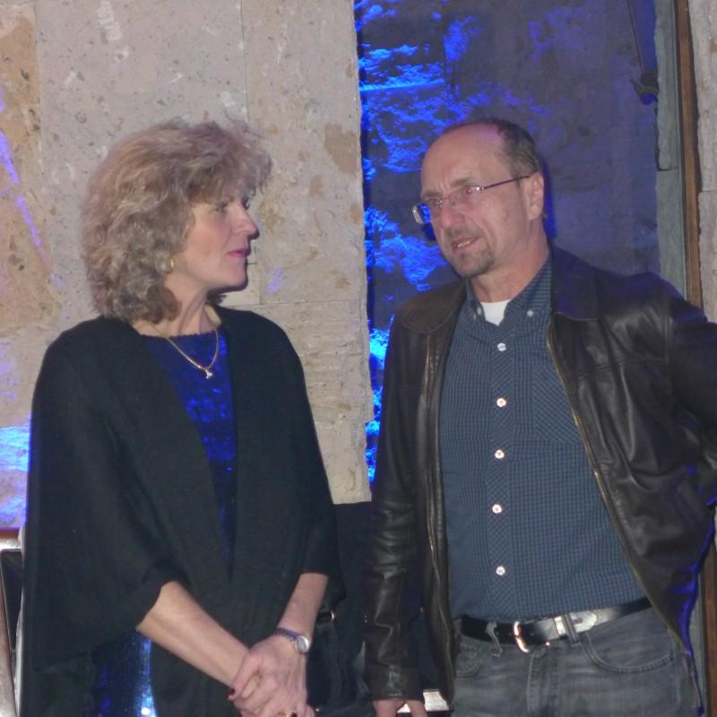 Gunther Neumeier and Karen Wendell