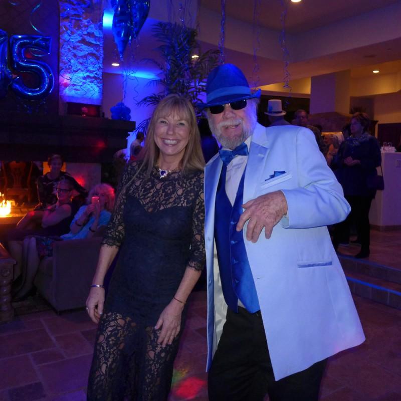 Wayne and Lois