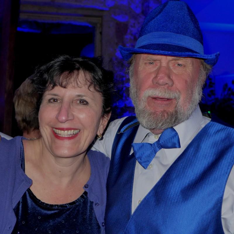Wayne and Stephanie