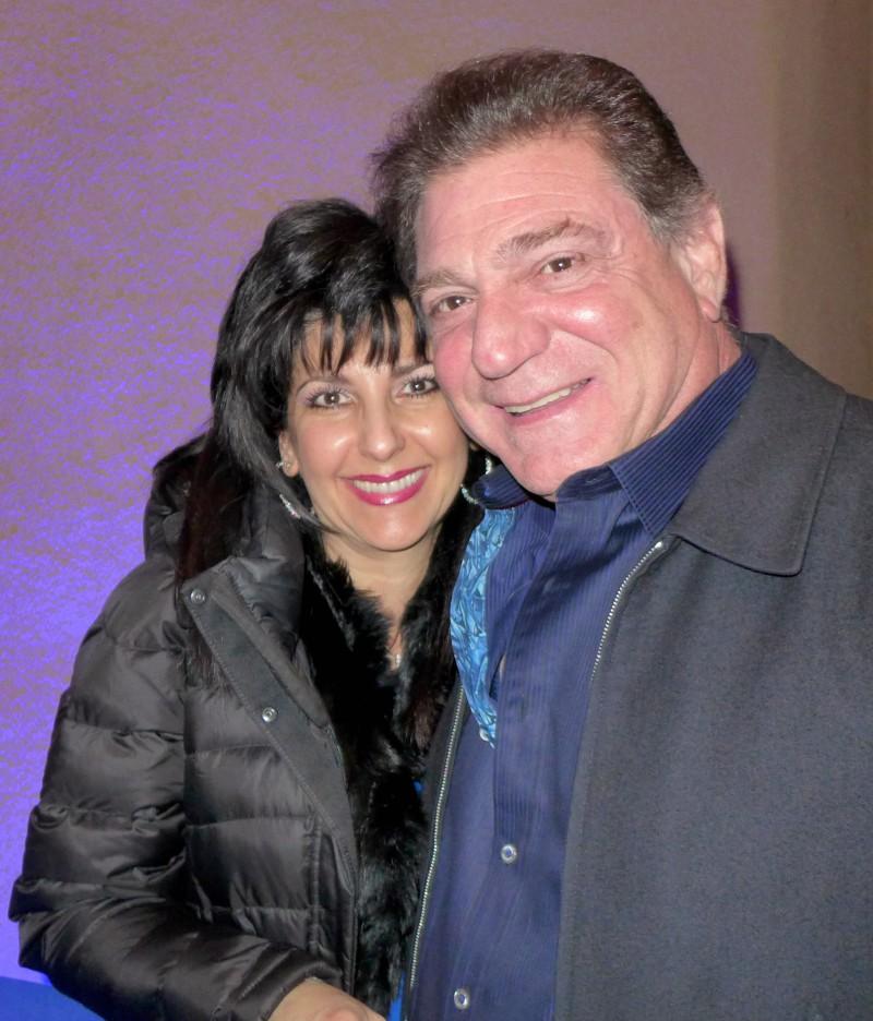 Randy and Susan Parnagian - sweet!