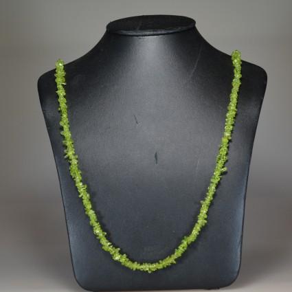Peridotnecklace